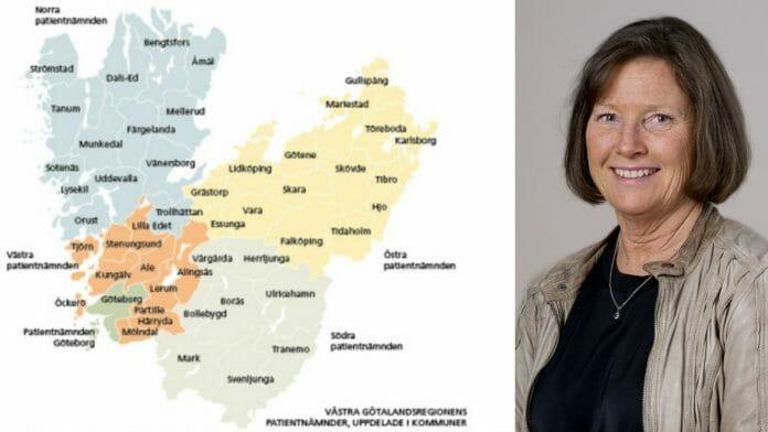 Yvonne Tellskog, förvaltningschef patientnämnderna.