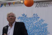 Arkivbild på regionstyrelsens ordförande från Almedalen 2017.