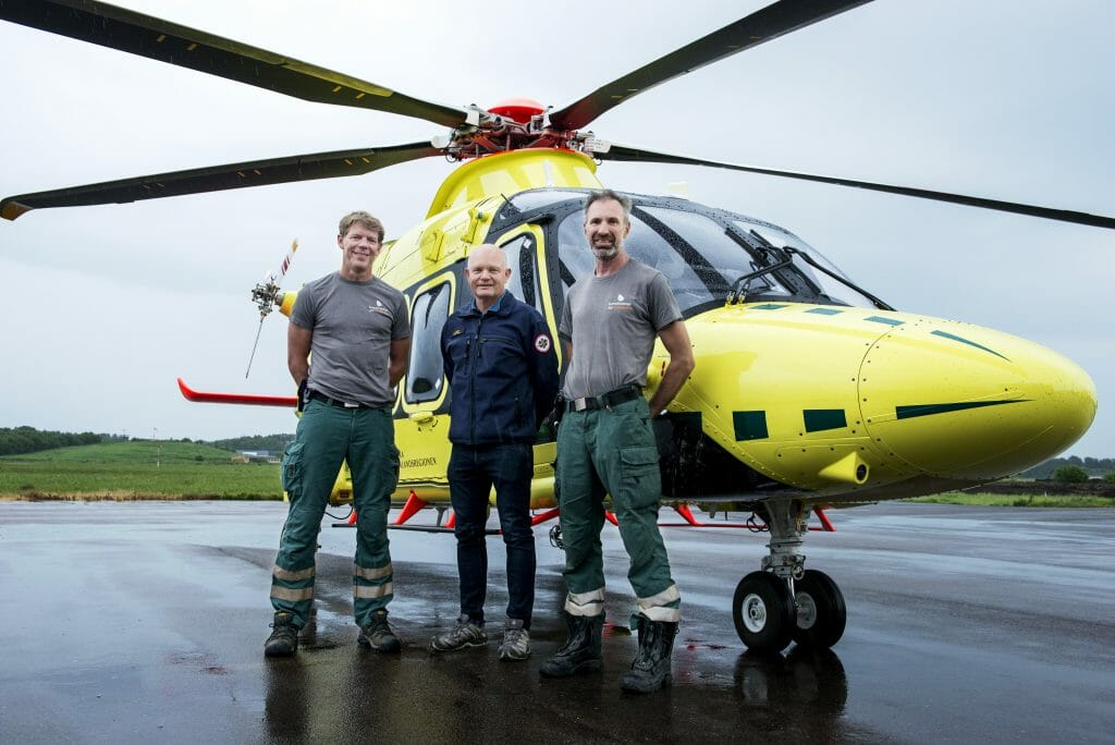 Idag går Västra Götalandsregionens (VGR) nya ambulanshelikopter i tjänst. Den fabriksnya maskinen värd 85 miljoner ökar invånarnas möjligheter att få snabb hjälp vid olyckor och allvarlig sjukdom.