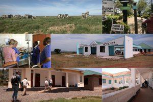 På besök i Tanzania