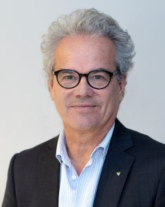 Anders Carlberg, FoU-chef, VGR