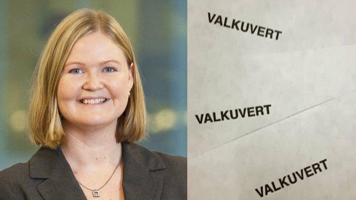 – I samband med årets valundersökning vill vi ta reda på mer om varför vissa väljare röstar olika på olika nivåer, säger Linda Berg, forskare vid Göteborgs Universitet.