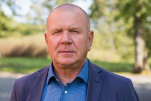 Stefan_Petersson, verksamhetschef SU och samordnare för VGR:s arbete kring hyrpersonal. Foto: Andreas Kron