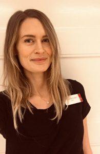 MariaPalmqvist, dietist inom Primärvården, VGR.