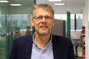 Bild på Lars-Erik Pedersén