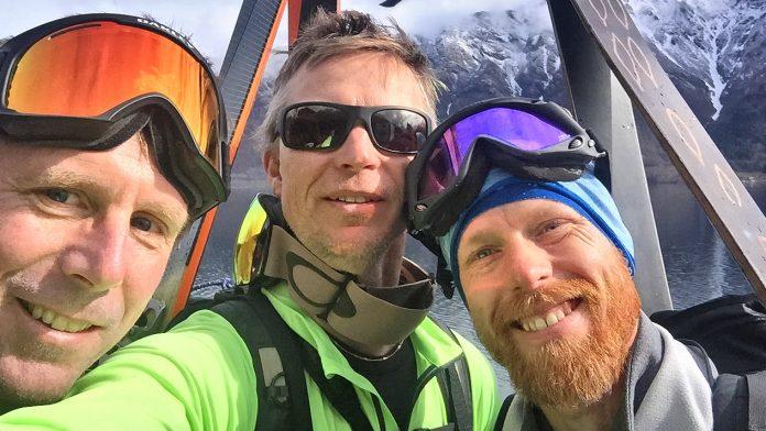 Lasse, Tobias och Tomas såg fram emot sista toppturen på skidresan. Ett plötsligt väderomslag ledde till en katastrof.