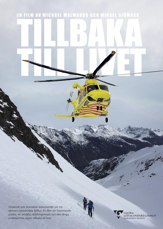 Tobias och Tomas störtar 30 meter utför ett stup och landar på en otillgänglig brant sluttande glaciär. Räddningsaktionen blir mycket svår att genomföra och ställer de norska fjällräddarna på hårda prov i något som i Norge betecknas som den tuffaste insatsen på många år…
