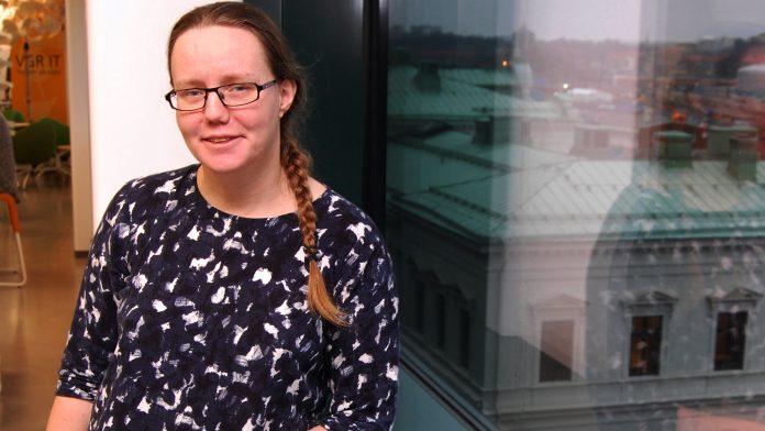 Hanna Svensson erbjuder Västra Götalandsregionen att få ta del av hennes kunskaper och erfarenheter i egenskap av patient och civilingenjör.