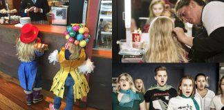 Barn på GöteborgsOperan