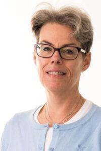Åsa Lind, primärvårdschef, Närhälsan.