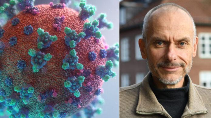 coronavirus och professor Magnus Gisslén