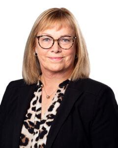 Ann-Marie Schaffrat, IT-direktör/Digitaliseringsdirektör VGR.