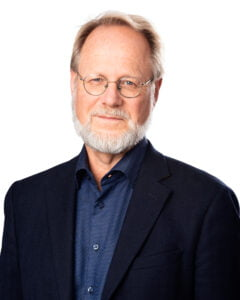 Leif Dotevall, ställföreträdande smittskyddsläkare.