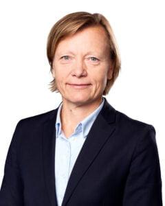 Kaarina Sundelin, direktör koncernstab beställning och produktionsstyrning, Koncernkontoret, VGR.